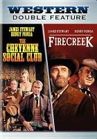 Cover image for The Cheyenne social club [videorecording DVD] ; Firecreek