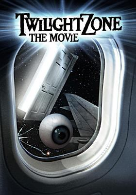 Cover image for Twilight zone the movie
