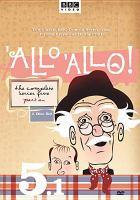 Cover image for 'Allo 'allo! Season 5, Part 1
