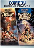 Cover image for National Lampoon's vacation [videorecording DVD] ; National Lampoon's European vacation