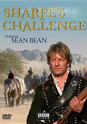 Cover image for Sharpe's challenge