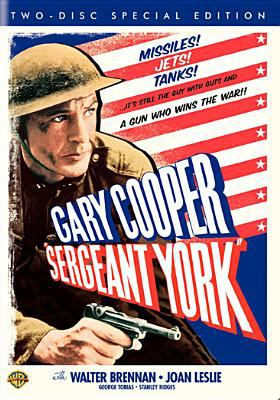 Cover image for Sergeant York