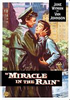 Cover image for Miracle in the rain