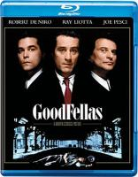 Cover image for GoodFellas [videorecording Blu-ray]