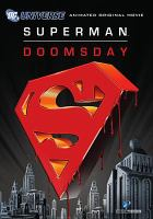 Cover image for Superman. Doomsday (animated)