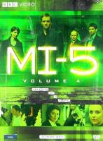 Cover image for MI-5. Season 4, Complete