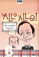 Cover image for 'Allo 'allo! Season 6, Complete