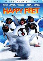 Cover image for Happy Feet [videorecording DVD] ; Yogi Bear
