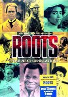 Cover image for Roots, the next generations, Complete