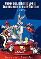 Cover image for Academy Awards animation collection : 15 winners [videorecording DVD].