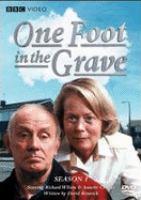 Cover image for One foot in the grave. Season 1, Complete [videorecording DVD].