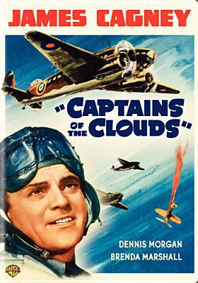 Cover image for Captains of the clouds