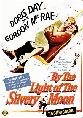 Cover image for By the light of the silvery moon