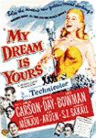 Cover image for My dream is yours