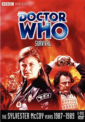 Cover image for Doctor Who. Survival [videorecording DVD] : Story no. 159