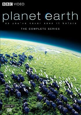 Cover image for Planet Earth. The complete series. Disc 3