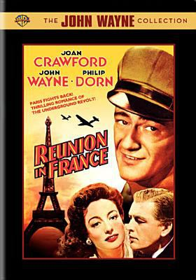 Cover image for Reunion in France