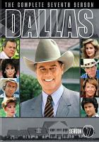 Cover image for Dallas. Season 07, Complete