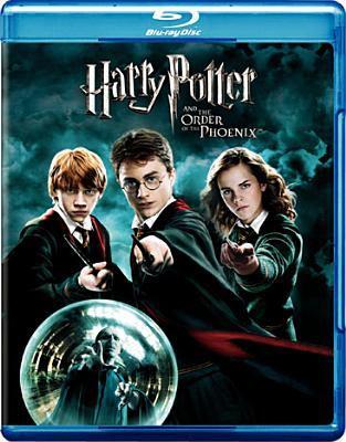 Imagen de portada para Harry Potter and the Order of the Phoenix. bk. 5