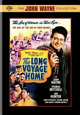Cover image for The long voyage home