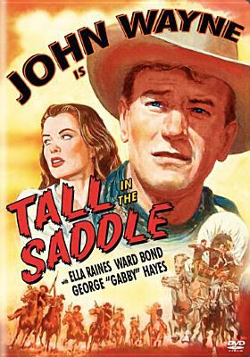 Cover image for Tall in the saddle