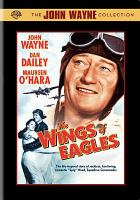 Cover image for The wings of eagles [videorecording DVD]