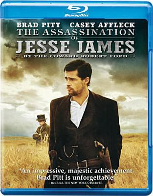 Cover image for The assassination of Jesse James by the coward Robert Ford [videorecording Blu-ray]
