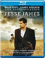 Imagen de portada para The assassination of Jesse James by the coward Robert Ford [videorecording Blu-ray]