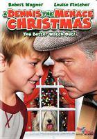 Imagen de portada para A Dennis the Menace Christmas