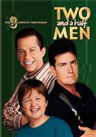 Cover image for Two and a half men. Season 03, Complete