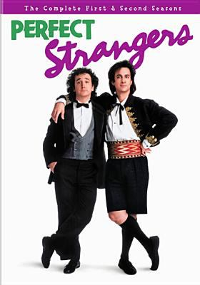 Cover image for Perfect strangers. Seasons 1 & 2, Complete [videorecording DVD]