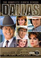 Cover image for Dallas. Season 08, Complete