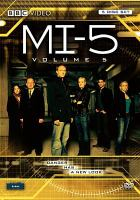Cover image for MI-5. Season 5, Complete