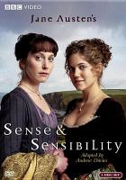 Cover image for Sense & sensibility (Hattie Morahan version)