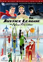 Cover image for Justice League. The new frontier