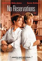 Cover image for No reservations