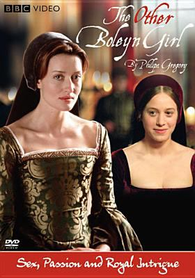 Cover image for The other Boleyn girl [videorecording DVD] (Natascha McElhone version)