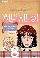 Cover image for 'Allo 'allo! Season 8, Complete