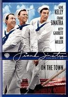 Cover image for On the town [videorecording DVD]