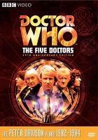 Cover image for Doctor Who [videorecording DVD] : The five doctors