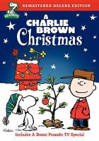 Cover image for A Charlie Brown Christmas [videorecording DVD]