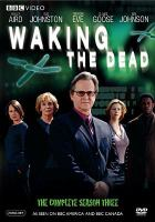 Cover image for Waking the dead. Season 3, Disc 1