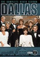 Imagen de portada para Dallas. Season 09, Complete