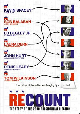 Cover image for Recount [videorecording DVD]