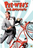 Cover image for Pee-Wee's big adventure