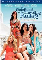Imagen de portada para The sisterhood of the traveling pants 2
