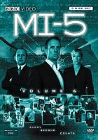Cover image for MI-5. Season 6, Complete