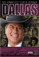 Cover image for Dallas. Season 10, Complete