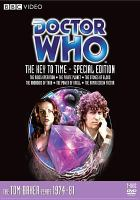 Cover image for Doctor Who. The key to time the Tom Baker years 1974-1981