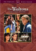 Cover image for The Waltons. Season 9, Complete the final season